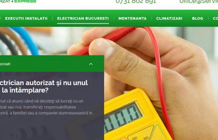 Electrician Bucuresti