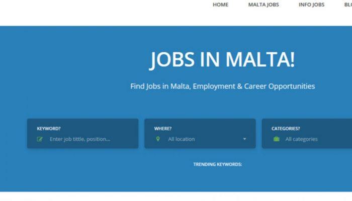 Jobs In Malta